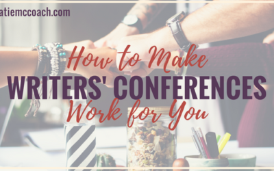 How to Make Writers' Conferences Work for You