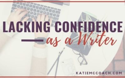 How to Tackle Your Writing Confidence Issues